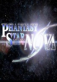 Обложка Phantasy Star Nova