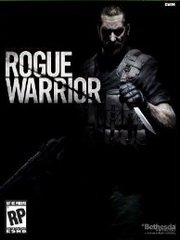 Обложка Rogue Warrior