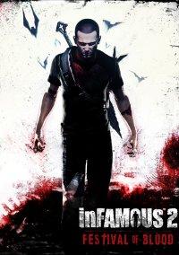 Обложка InFamous: Festival of Blood