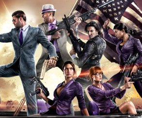 В сеть утёк бокс-арт Saints Row IV