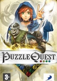 Обложка Puzzle Quest: Challenge of the Warlords