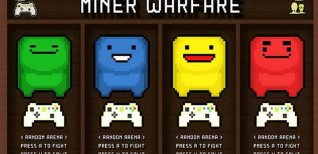 Miner Warfare. Видео #2