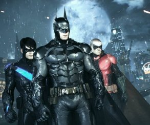 Огромное количество слухов и спойлеров оновой игре про Бэтмена