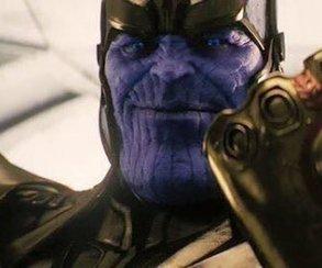 Первый взгляд наТаноса изкиновселенной Marvel вполный рост