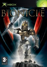 Обложка Bionicle: The Game