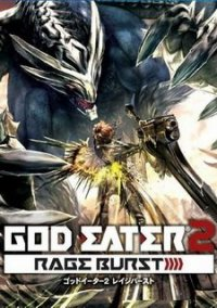 Обложка God Eater 2: Rage Burst
