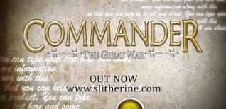 Commander: The Great War. Видео #2