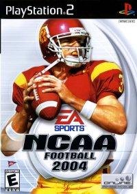 Обложка NCAA Football 2004