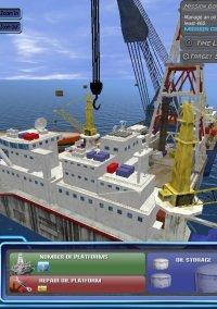 Обложка Oil Platform Simulator