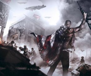 [21:00] Homefront: The Revolution в прямом эфире