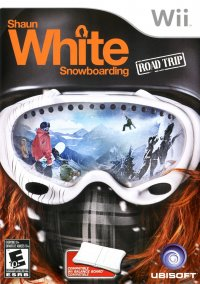 Обложка Shaun White Snowboarding: Road Trip