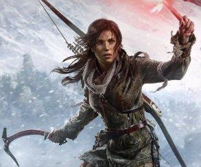 Лара Крофт убивает бандитов в трейлере Rise of the Tomb Raider