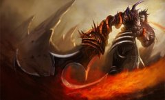 League of Legends - Demonblade Tryndamere