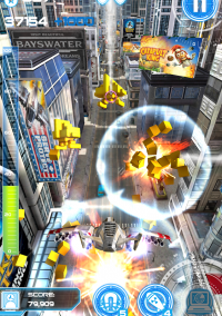 Обложка Jet Run: City Defender