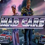 Обложка Mad Cars