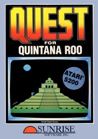 Обложка Quest for Quintana Roo