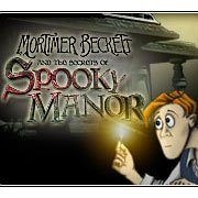 Mortimer Beckett: Spooky Manor