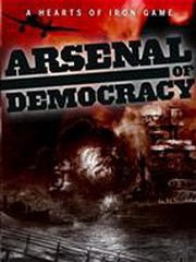 Обложка Arsenal of Democracy