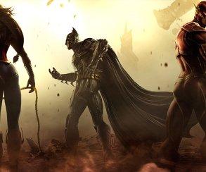 Демо-версия Injustice появилась в Xbox LIVE