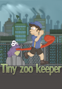 Обложка Tiny Zoo Keeper