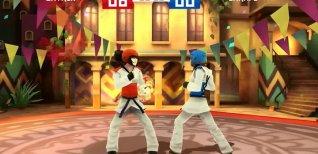 The Taekwondo Game - Global Tournament. Видео #1