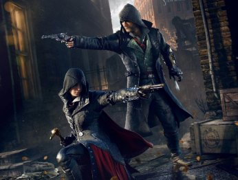 [16:00] Assassin's Creed Syndicate  в прямом эфире
