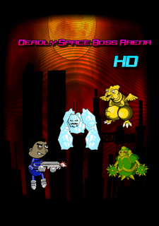 Deadly Space Boss Arena