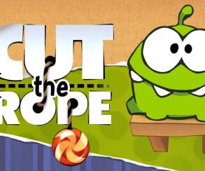 Анонсирована мобильная игра Cut the Rope 2