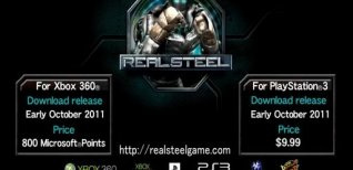 Real Steel. Видео #1