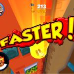 Скриншот Super Falling Fred – Изображение 6