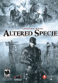 Vampire Rain: Altered Species – фото обложки игры