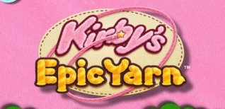 Kirby's Epic Yarn. Видео #2