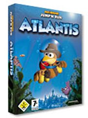 Обложка Moorhuhn: Atlantis