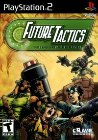 Future Tactics: The Uprising – фото обложки игры