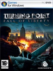 Обложка Turning Point: Fall of Liberty