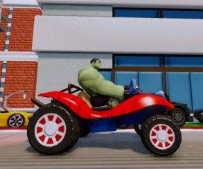 Халк крушить в трейлере обновленной Disney Infinity