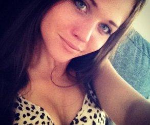 Девушка дня: красивые глаза иклассные фраги Джулии «juliano» Киран