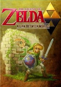 The Legend of Zelda: A Link Between Worlds – фото обложки игры