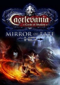 Обложка Castlevania: Lords of Shadow — Mirror of Fate HD