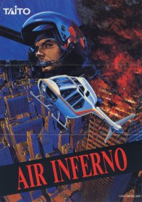 Обложка Air Inferno