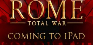 Rome: Total War. Анонсирующий трейлер для iPad