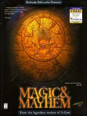 Обложка Magic & Mayhem