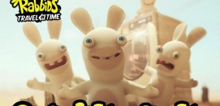 Raving Rabbids: Travel in Time. Видео #2