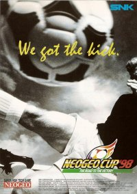 Обложка Neo Geo Cup '98: The Road to the Victory