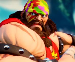 Обновление Street Fighter V: новый боец, костюмы и физика грудей