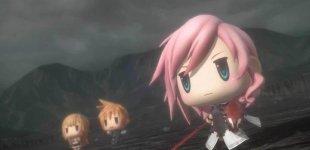 World of Final Fantasy. Трейлер к выходу игры