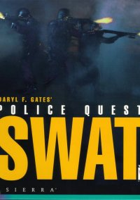 Обложка Police Quest: SWAT