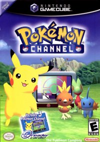 Обложка Pokémon Channel