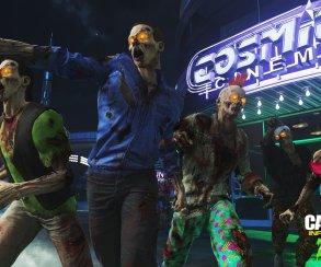 Зомби-мод для CoD: Infinite Warfare порадует космическими зомби