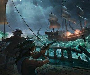 Охота засокровищами иигра набаяне: 8 минут геймплея Sea ofThieves